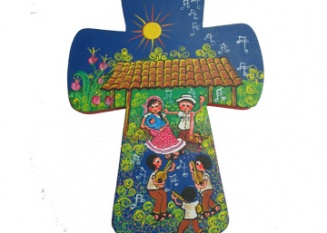 'Navidad hecha a mano' en Plaza de los Artesanos