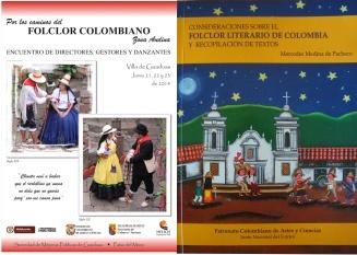 Lanzamiento del Almanaque 2015, en La Villa de Guaduas, Colombia