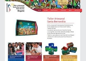 El Taller presenta su nueva página web